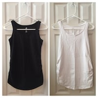 HM maternity tank top small 2 for 10 Durham, 27712
