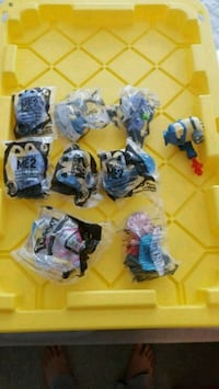Kids happy meal toys