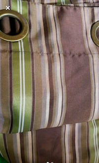 Pier 1 imports curtain panels Barrie, L4N 9K5