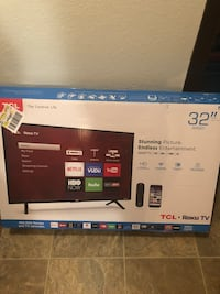 "32"" TCL Flatscreen TV Saint Cloud, 56303"