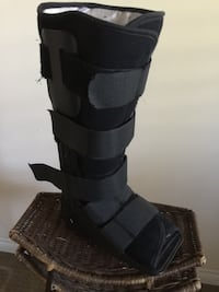 Ankle Boot, used during ankle surgery or foot injury Long Beach, 90807