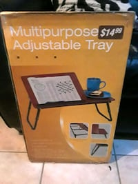 MULTIPURPOSE ADJUSTABLE TRAY Youngsville, 70592