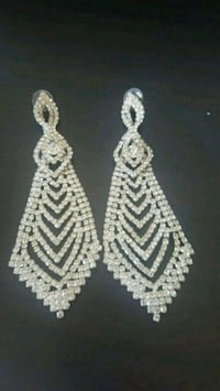 two silver-colored beaded necklaces Surrey, V3X 1P3