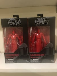 Star Wars Black Series 2 Praetorian Guards Falls Church, 22043