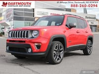 2019 Jeep Renegade Limited Dartmouth