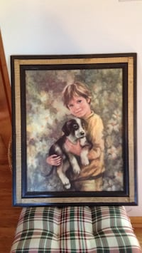 Framed picture 20 X 23 New Lenox, 60451