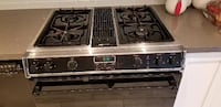 JENN-AIR GAS TOP CONVECTION OVEN FOR SALE Toronto