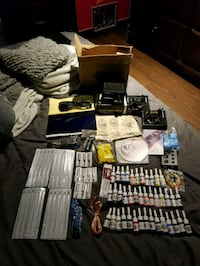 100 pcs new tattoo kit for $100 or trades Toronto, M9N 2C7