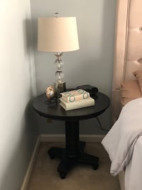 Solid Wood Night Table $40 Ashburn, 20147