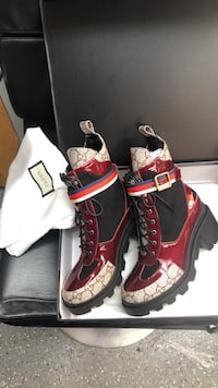 Shoes Gucci boots size 6 Gaithersburg, 20879