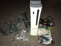XBOX 360 with games and cords College Park, 20742