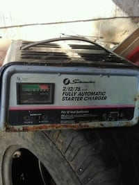 Battery charger works just need gone asap Johnson City, 37604