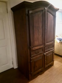 Solid Wood Armoire Toronto