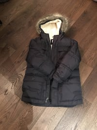 Boys Grey Xl zip-up jacket Bradford West Gwillimbury, L3Z 0R6