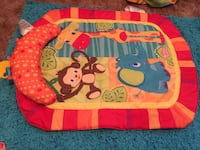 toddler's red and blue activity mat Apple Valley, 92308