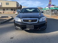 2012 CHEVROLET Caprice for sale Dallas