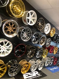 Wheels Available 4,5,6,8 Lugs and up (Only $50 Down Payment, No Credit Check)