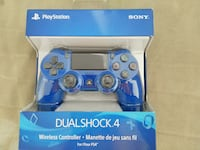 New Sealed Genuine PS4 Dualshock 4 Wireless Controller Hamilton