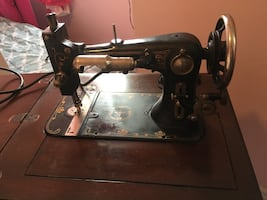1930 Vindex Sewing Machine