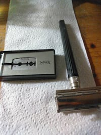 Vintage Gillette/schick taxied Powell, 37849