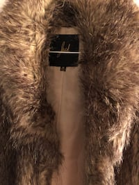Faux fur Urban Outfitters Vest Toronto, M5V 3N4