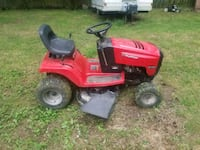 red and black ride on mower Lorton, 22079
