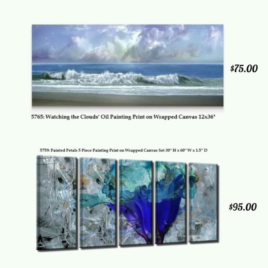 Paintings - Delivery