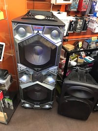 Profesional active speaker system 375$only this week