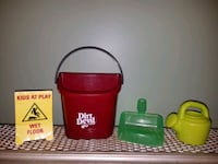 Kids Cleaning Supplies and Watering Can Clinton, 01510