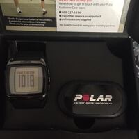 Polar FT60 Heart Rate Monitor & Watch  Alexandria