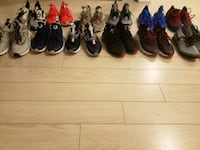 Various sneakers for sale in great condition !  Toronto