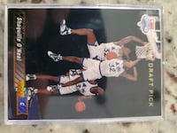 RARE SHAQUILLE ONEAL ROOKIE NEAR MINT Chesapeake, 23322