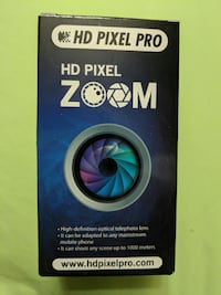 HD Pixel 8x Zoom lens (new) (obo) North Platte, 69101