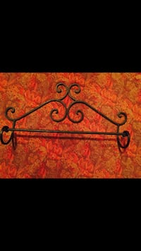 "Cute iron towel rack (19"" wide) Bossier City, 71112"
