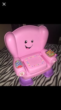 Fisher Price Chair & Potty Winnipeg, R2W 2H4