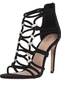 Brand New in Box Aldo Cagey Strapped Sandal High Heels