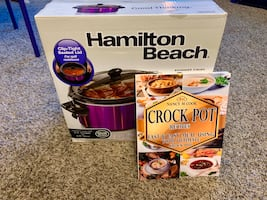 Slow cooker & Cook book
