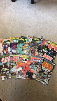 assorted 1960s and 1970s Comic Books Kansas City, 64113
