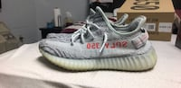 Yeezy blue tint v2 9.5 In size. They are used Tallahassee, 32312