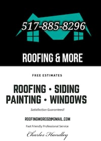 ROOFING & MORE • PAINTING • SIDING • WINDOWS East Lansing