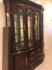China cabinet, Thomasville