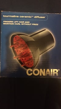 black Conair diffuser box Richmond Hill, L4C 2H4
