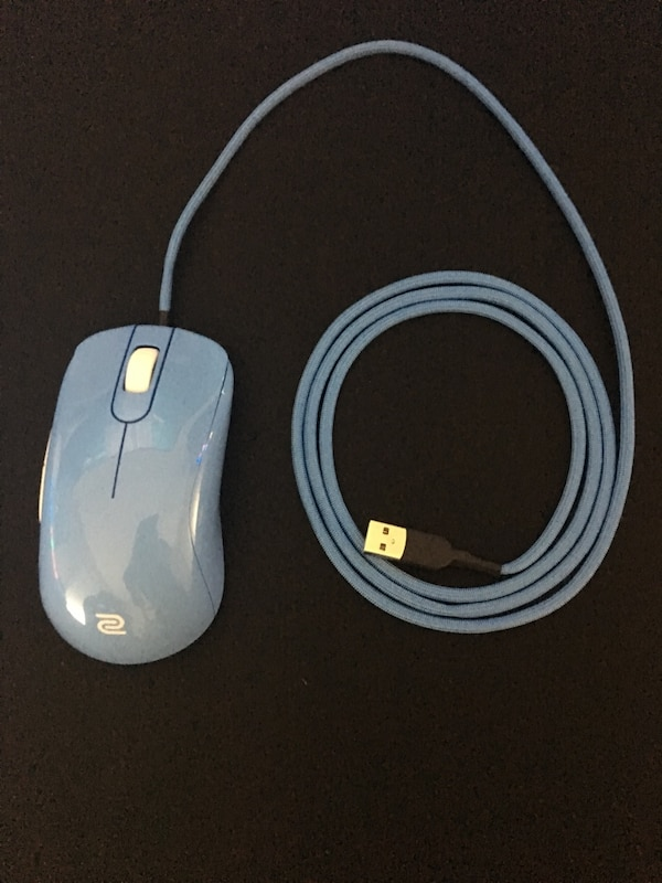 Zowie S2 Divina Blue with Paracable