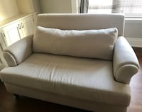 Love seat and three seats sofa TORONTO