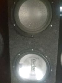 Two 10-inch Subs in sealed enclosure Abbotsford, V2T 6K4