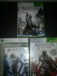 Assassin Creed collection 1-3 Edmonton, T6L 1Z5