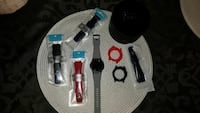 Samsung Gear S3 frontier With accessories