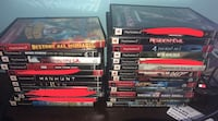 SONY Playstation 2 with MANY TITLES INCLUDED