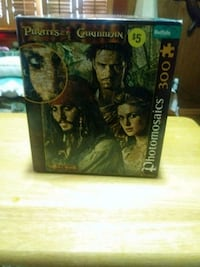 Pirates of Caribbean puzzle. Portsmouth, 23707