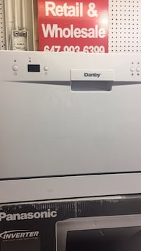 Counter top dishwasher  Mississauga, L4W 1C9